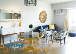 Fully Furnished 1Bedroom Condo Unit for sale at The Grove by Rockwell