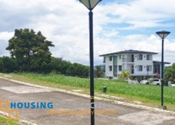 VACANT LOT FOR SALE IN AYALA GREENFIELDS ESTATE