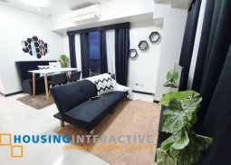 FULLY FURNISHED 2BR UNIT FOR LEASE IN LA VERTI RESIDENCES PASAY