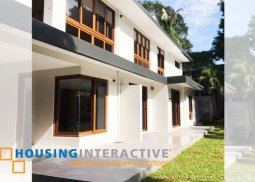 BRAND NEW 3-BEDROOM HOUSE FOR RENT IN AYALA ALABANG VILLAGE