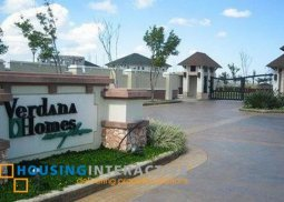 LOT FOR SALE IN VERDANA HOMES MAMPLASAN