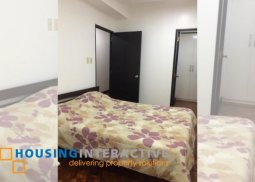 SEMI-FURNISHED 1-BEDROOM UNIT FOR RENT IN MALAYAN PLAZA