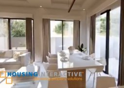 BRAND NEW 4-BEDROOM HOUSE FOR PRE-SALE IN BF HOMES