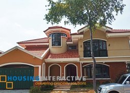 SEMI-FURNISHED 5-BEDROOM HOUSE FOR SALE IN PORTOFINO HEIGHTS