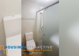 Fully furnished studio unit for rent at  The Mini Suites Eton Tower Makati