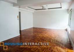 FULLY FURNISHED 3-BEDROOM UNIT FOR RENT IN TWO SALCEDO PLACE