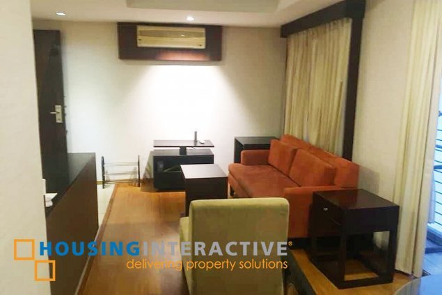 FULLY FURNISHED 2 BEDROOM UNIT FOR RENT AT A. VENUE RESIDENCES