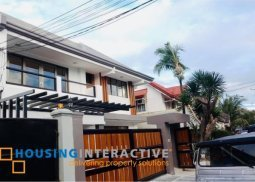 BARE 4-BEDROOM HOUSE FOR SALE IN BF PARAÑAQUE
