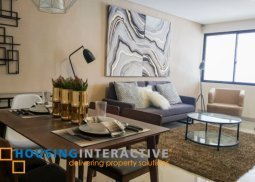 FULLY FURNISHED 3-STORY, 3-BEDROOM TOWNHOUSE FOR SALE/RENT IN CIUDED DEL MEJIA