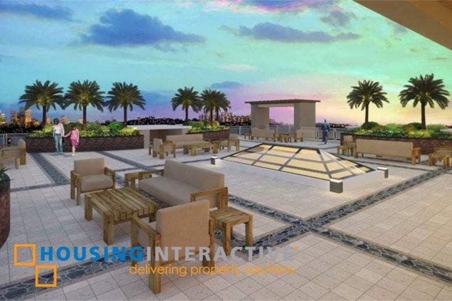 BRAND NEW 1-BEDROOM UNIT FOR SALE IN DMCI PRISMA