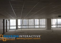 Warm shell office for rental in Makati CBD