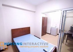 SEMI FURNISHED 1BR UNIT FOR LEASE IN SHERIDAN TOWERS MANDALUYONG