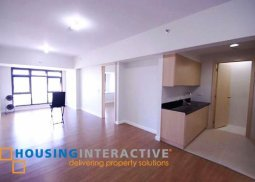 UNFURNISHED 1BR UNIT FOR LEASE IN THE SANDSTONE AT PORTICO PASIG