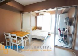 SEMI FURNISHED 1BR UNIT FOR SALE IN AZURE URBAN RESORT RESIDENCES PARANAQUE