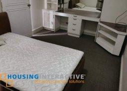 SEMI-FURNISHED 1-BEDROOM UNIT FOR RENT IN VALLE VERDE MANSIONS