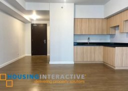 BARE STUDIO UNIT FOR SALE OR RENT IN VERVE RESIDENCES