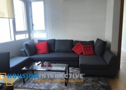 FULLY FURNISHED 1-BEDROOM UNIT FOR RENT IN PARK TERRACES