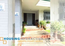 Fully Furnished 4BR House and Lot for sale at BF Home Paranaque