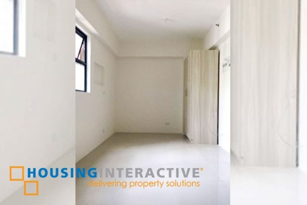 Unfurnished Studio Unit for Sale at Jade Pacific Residences