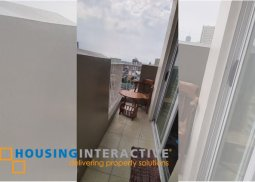 FULLY FURNISHED 1-BEDROOM UNIT FOR SALE IN LAUREANO DI TREVI