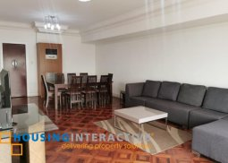 FULLY FURNISHED GRAND 3-BEDROOM UNIT FOR RENT IN GOLDEN EMPIRE