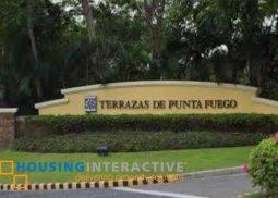 LOT FOR SALE IN TERREZAS DE PUNTA FUEGO