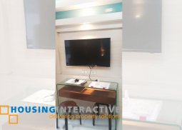 Fully Furnished 1BR Unit for rent at Shell Residences