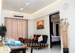 FULLY FURNISHED 1-BEDROOM UNIT FOR RENT IN GREENBELT PARKPLACE