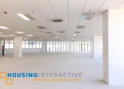 Brand new office space for lease in Legaspi Village