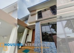 BARE 2-STORY, 4-BEDROOM HOUSE FOR SALE IN BF LAS PIÑAS