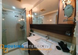 FULLY FURNISHED STUDIO UNIT FOR SALE IN ICON RESIDENCES