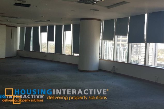 PEZA accredited office space for  lease in Alabang