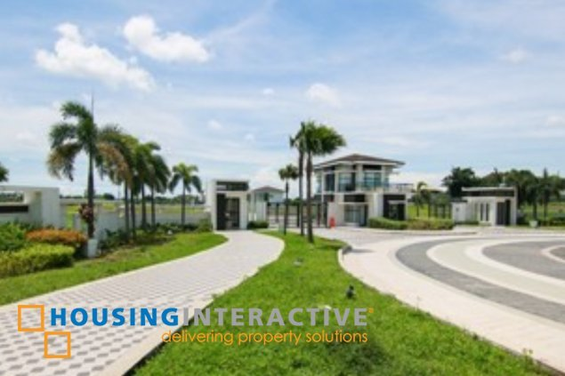 PRIME LOT FOR SALE IN ALABANG WEST