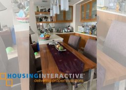 FULLY FURNISHED 1-BEDROOM UNIT FOR SALE IN TWO SERENDRA