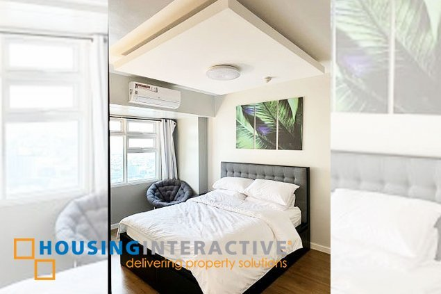 FULLY FURNISHED 1BR UNIT FOR LEASE IN KROMA TOWER MAKATI
