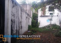 VACANT LOT FOR SALE IN CUBAO