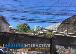 SPACIOUS LOT FOR SALE IN CUBAO