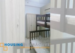 SEMI-FURNISHED 1-BEDROOM UNIT FOR RENT IN SHORE RESIDENCES