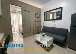 FULLY FURNISHED 1-BEDROOM UNIT FOR RENT IN SHORE RESIDENCES