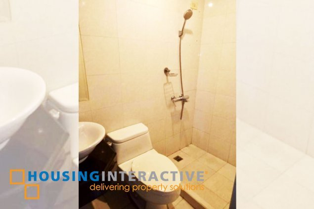 FULLY FURNISHED STUDIO UNIT FOR SALE IN MANHATTAN GARDEN CITY