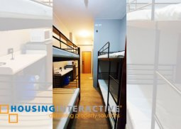 FULLY FURNISHED STUDIO UNIT FOR SALE IN SPACE TAFT