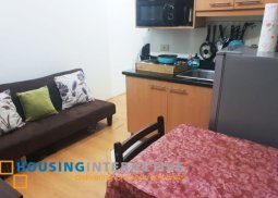 FULLY FURNISHED 1-BEDROOM UNIT FOR RENT IN ORIENTAL GARDENS