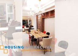 FULLY FURNISHED 2-BEDROOM UNIT FOR RENT IN ALPHA GRANDVIEW