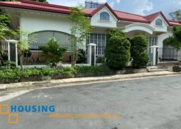 SEMI-FURNISHED 3-BEDROOM HOUSE FOR RENT IN UNITED HILLS VILLAGE 1