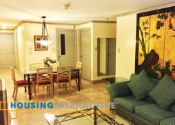 FULLY FURNISHED 2BR UNIT FOR LEASE IN AIC GOLD TOWER PASIG