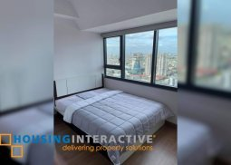 BRAND NEW FULLY FURNISHED 1-BEDROOM UNIT FOR RENT IN THE RISE