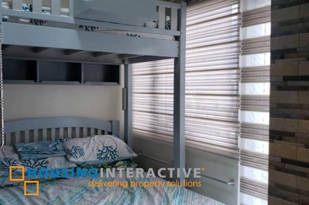 FULLY FURNISHED 1-BEDROOM UNIT FOR SALE/RENT IN SMDC GREEN RESIDENCES