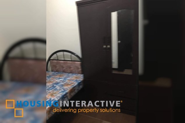 FULLY FURNISHED 1-BEDROOM UNIT FOR SALE/RENT IN SAN LORENZO PLACE
