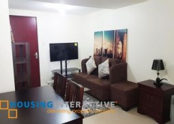 FULLY FURNISHED 2-BEDROOM UNIT FOR SALE/RENT IN URBAN DECA HOMES