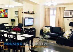 FULLY FURNISHED 1-BEDROOM UNIT FOR SALE/RENT IN THE RADIANCE